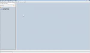 Aplicação Exemplo do OpenSwing