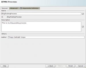 Create BPMN Process 2