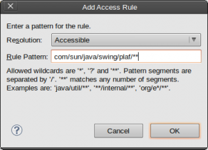 Add Access Rule