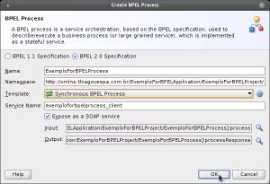 Create BPEL Process