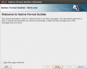 Native Format Builder: Welcome