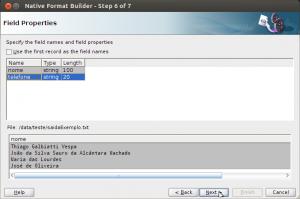 Native Format Builder