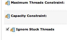 Ignore Stuck Threads