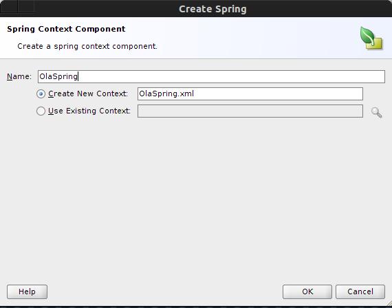 Create Spring