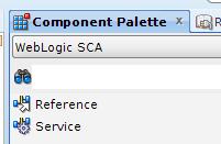 Component Pallete